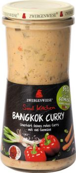 BIO soul kitchen  Bangkok Curry 400g