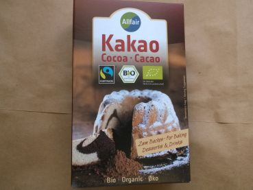 BIO Kakaopulver 125g Fairtrade