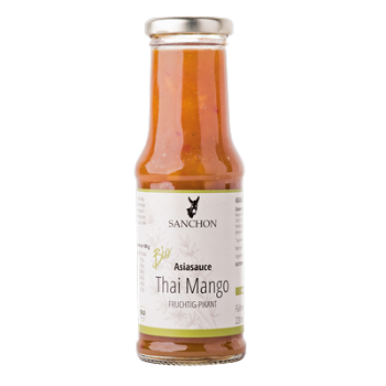 BIO Thai Mango Sauce 220 ml