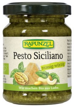 Bio Pesto Siciliano 130ml