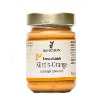 BIO Kürbis Orange190g