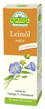 BIO Leinöl nativ 250ml
